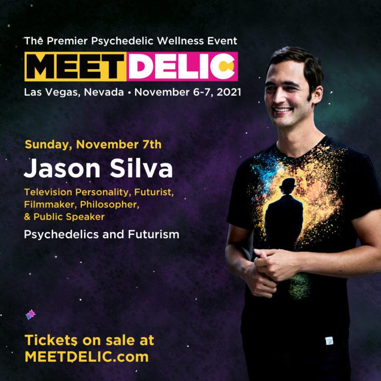Jason Silva headshot